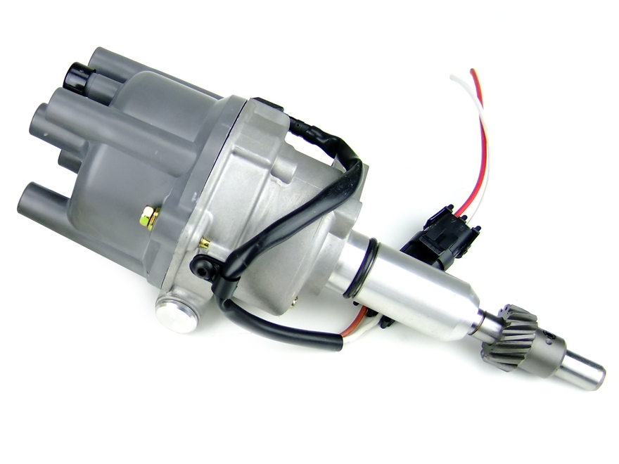 Pro distributor with out vacuum advance 20r 22r Advance motor