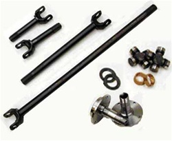 Solid Axle(79-95)Birfield Eliminator w/Dana Joint