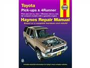 Chilton Repair Manual 1970-1988 Pickup, 4Runner & Land Cruiser