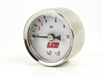 "Fuel Pressure Gauge Low pressure For Carbureted 0-15psi 1.5""Dia"