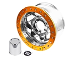 "Aluminum Beadlock Wheel(17"") - 6-Lug(6 on 5.5"")"