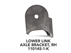 Front 3-Link Lower Link Axle Bracket, Right-Hand