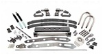 "Solid Axle Swap Kit +4"" 1995-2004 4wd Tacoma (Kit A)"