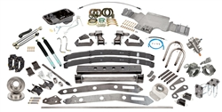 Tacoma SAS Kit B With Leaf Spring & Shocks