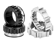 Chromo Hub Gears  1 Pair