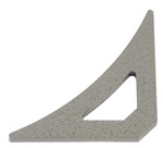 Weld-In Frame Gussets 1 Hole Triangle