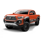 Air Design Full Kit for 2016 & Up Tacoma (Black, Without Hood Scoop)