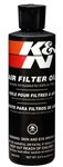 K&N Filter Oil Squeeze Bottle 8oz.