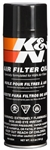 K&N Filter Oil Aerosol 6.5oz.