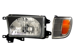 Headlight Set For 1999-2002 4Runner