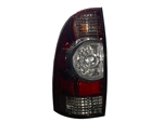 Smoke LED Tail Light Set For 2009-2010 Tacoma