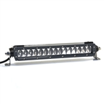 "LIGHTFORCE 10"" Single Row LED Light Bar Combo (Spot+Flood)"
