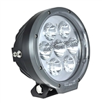 "LIGHTFORCE 180mm (7"") Round LED Driving Light 70W 5000K Combo (Spot+Flood) 12/24V (Each)"