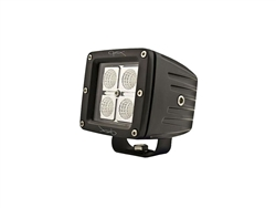 Hella Optilux Cube 4 LEDS Spot Lamps