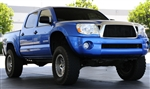 T-REX Black Aluminum 6 Bars Billet Bumper Grille Insert For 2005-2011 Tacoma (Including X-Runner)