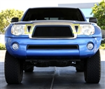 T-REX Black Upper Class Mesh Side Vents For 2011 Tacoma