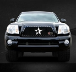 RBP RX Series Studded Frame-main Tacoma Grille (Black) 2005-2011
