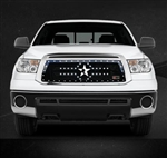 RBP RX-2 Series Studded Frame-main Tundra Grille (Black) 2010-2013 (Limited/Platinum ONLY)