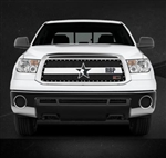 RBP RX-3 Series Studded Frame-main Tundra Grille (Black & Chrome) 2010-2013 (Limited/Platinum ONLY)