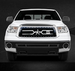 RBP RX-4 Series Studded Frame-main Tundra Grille (Black) 2010-2013 (Limited/Platinum ONLY)