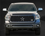RBP RX Series Studded Frame-main Tundra Grille (Black) 2014-2015 (Except Limited)