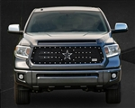 RBP RX-2 Series Studded Frame-main Tundra Grille (Black) 2014-2015 (Except Limited)