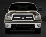 RBP RX-3 LED S-Series Studded Frame-main Tundra Grille (Black) 2010-2013 (Except Limited)