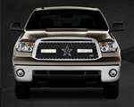 RBP RX-3 LED D-Series Studded Frame-main Tundra Grille (Black) 2010-2013 (Except Limited)
