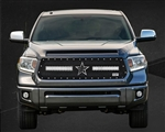 RBP RX-3 LED D-Series Studded Frame-main Tundra Grille (Black) 2014-2015 (Except Limited)