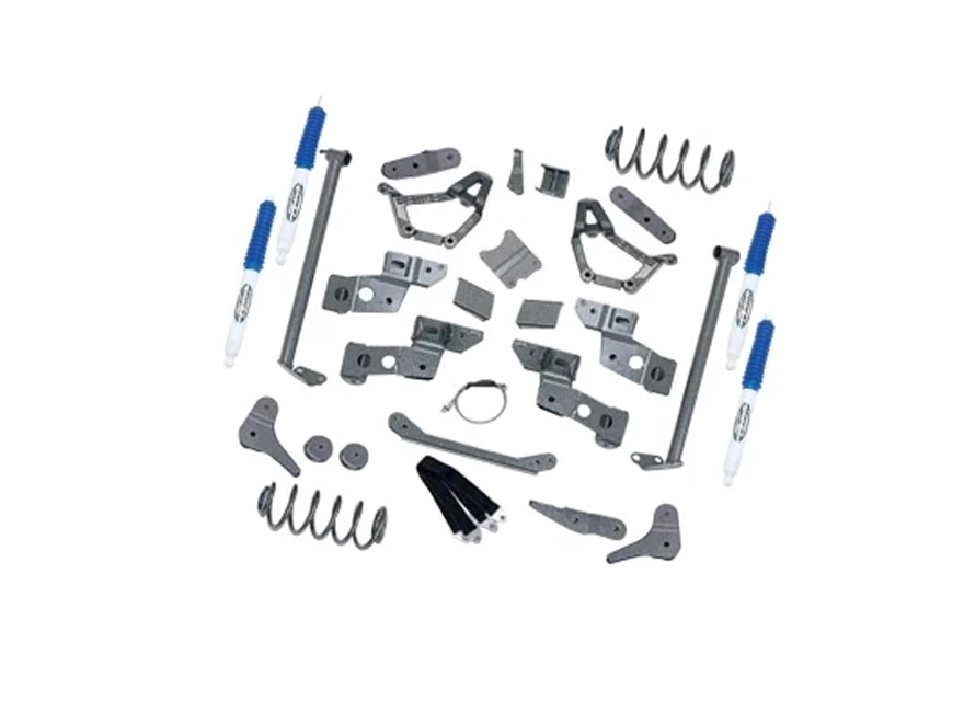 Pro Comp 4 Inch Lift Kit With ES3000 Shocks For 1990-1995