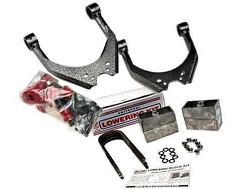 "DJM Complete Lowering Kit 3"" Front & 4"" Rear For 1995.5-2004 Tacoma"