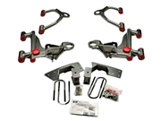 "DJM Complete Lowering Kit 3"" Front & 4"" Rear For 2005-2014 Tacoma"