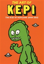The Art of Kepi Artbook