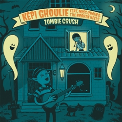Kepi Ghoulie featuring Miss Chain & The Broken Heels 7""