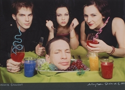 Groovie Ghoulies, 1999   Allyson Seconds Mounted Photo 10x7