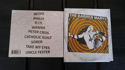 The Barren Marys - S/T CD