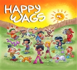 Happy Wags CD