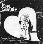 Kepi Ghoulie - Songs for Jazz - The Li'l Depressed Boy  CD E.P.