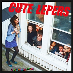The Cute Lepers - Adventure Time LP