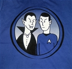 Drac and Spock T-shirt