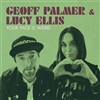 Geoff Palmer & Lucy Ellis - Your Face is Weird 10""
