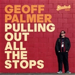 Geoff Palmer - Pulling Out All the Stops LP GOLD vinyl