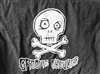 RARE Groovie Ghoulies Skull T-shirt SMALL