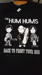 The Hum Hums T-shirt 1