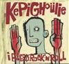 Kepi Ghoulie- I Bleed Rock N Roll Red Vinyl LP