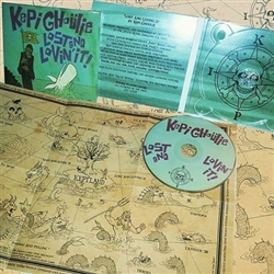 Kepi Ghoulie - Lost and Lovin' It CD