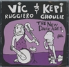 Kepi Ghoulie & Vic Ruggiero - The New Dark Ages cd