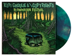 Kepi Ghoulie and The Copyrights - Re-Animation Festival LP