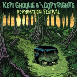 Kepi Ghoulie and The Copyrights - Re-Animation Festival CD