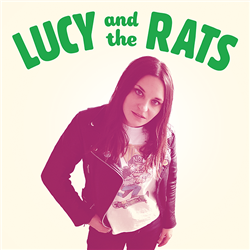 Lucy and the Rats - S/T LP
